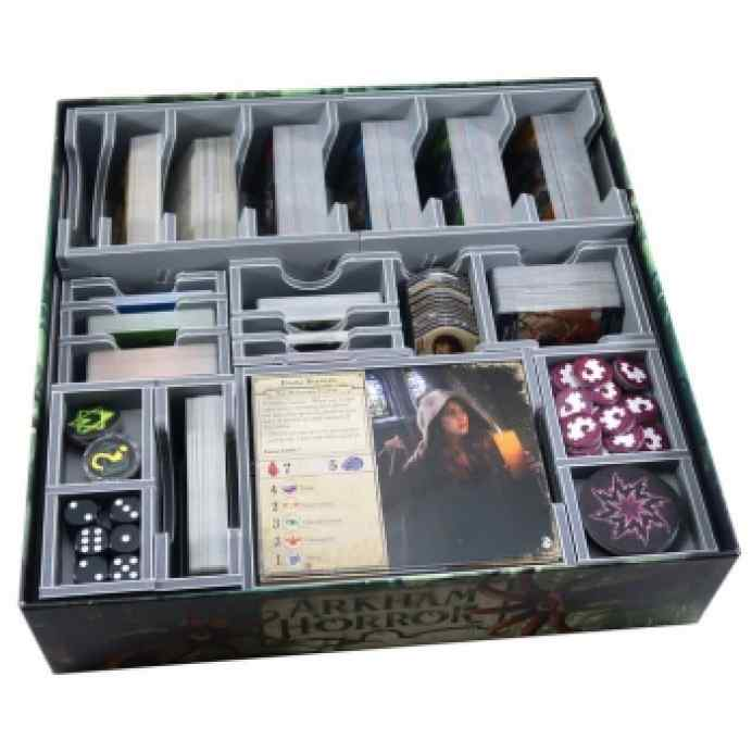 Arkham Horror 3ª Edición: Inserto Folded Space TABLERUM