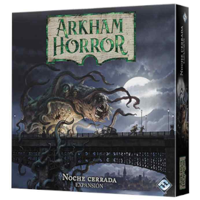 Arkham Horror 3ª Edición: Noche Cerrada TABLERUM