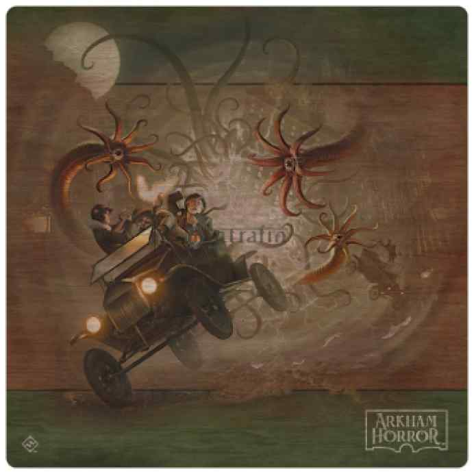Arkham Horror 3ª Edición: Tapete TABLERUM