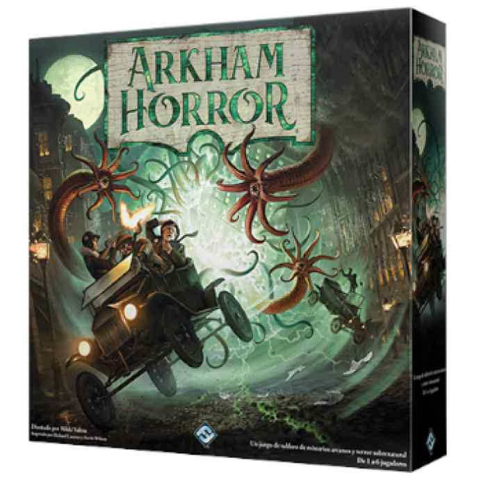 Arkham Horror 3ª Edición TABLERUM
