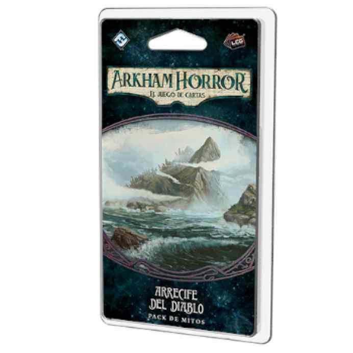 Arkham Horror (LCG): Arrecife del Diablo TABLERUM