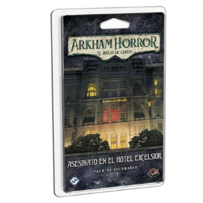 Arkham Horror (LCG): Asesinato en el hotel Excelsior TABLERUM