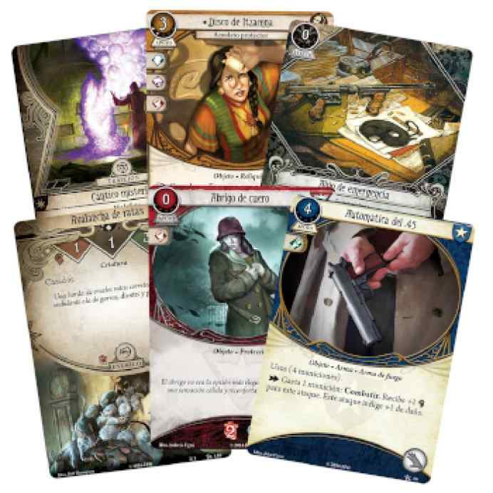 Arkham Horror (LCG): El Juego de Cartas Edición Revisada TABLERUM