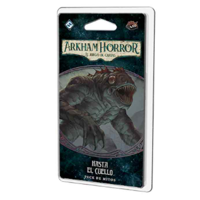 Arkham Horror (LCG): Hasta el Cuello TABLERUM