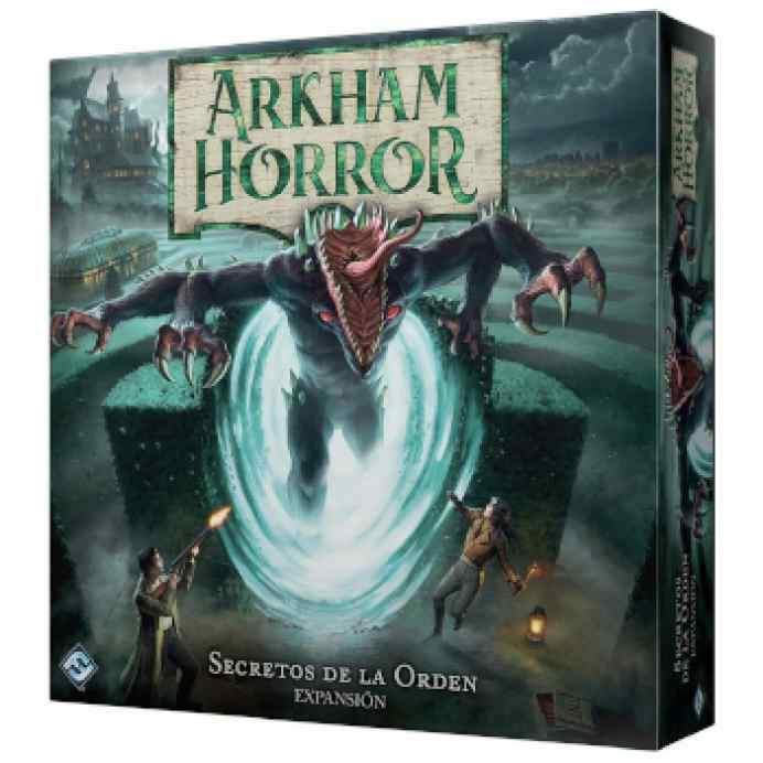 Arkham Horror 3ª Edición: Secretos de la Orden TABLERUM