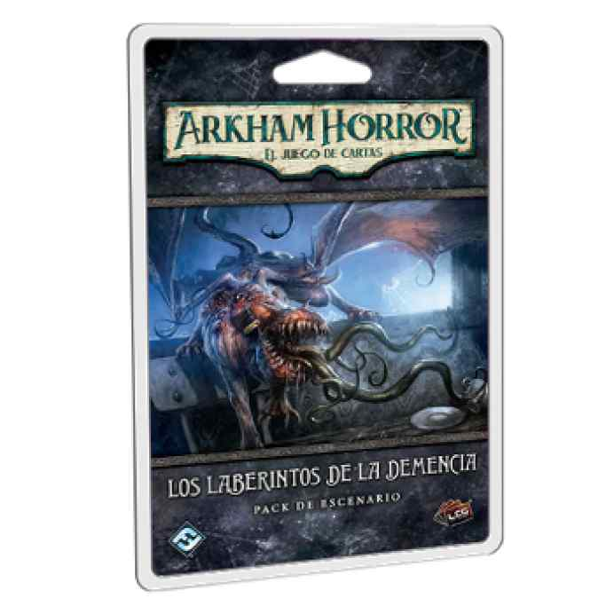 Arkham Horror (LCG): Los Laberintos de la Demencia TABLERUM