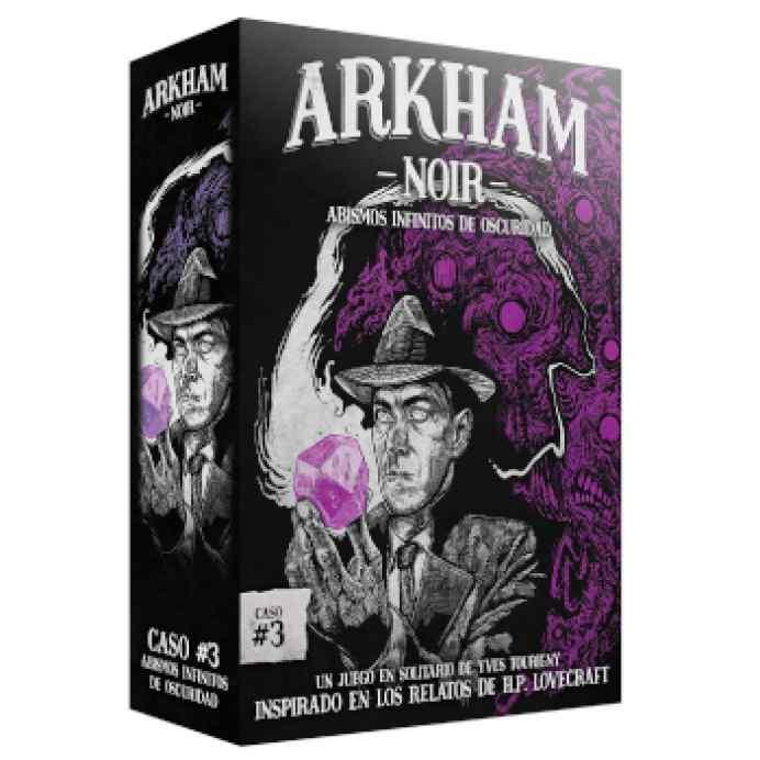 Arkham Noir: Caso 3: Abismos Infinitos de Oscuridad TABLERUM