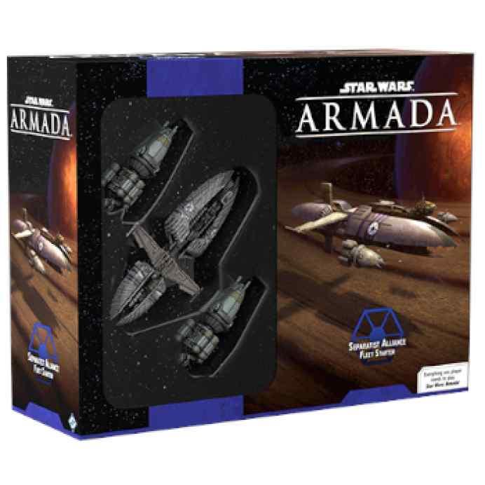 Star Wars Armada: Separatist Alliance Fleet Expansion Pack EN TABLERUM