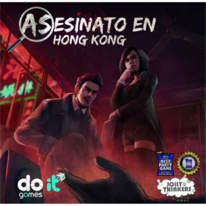 Asesinato en Hong Kong TABLERUM