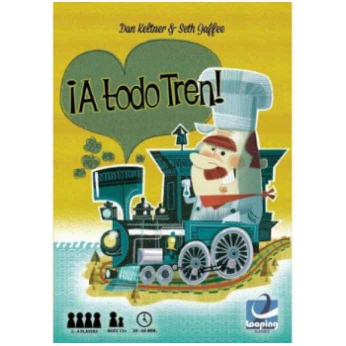 ¡A todo tren! TABLERUM