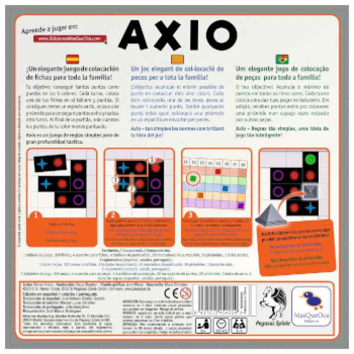 Axio TABLERUM