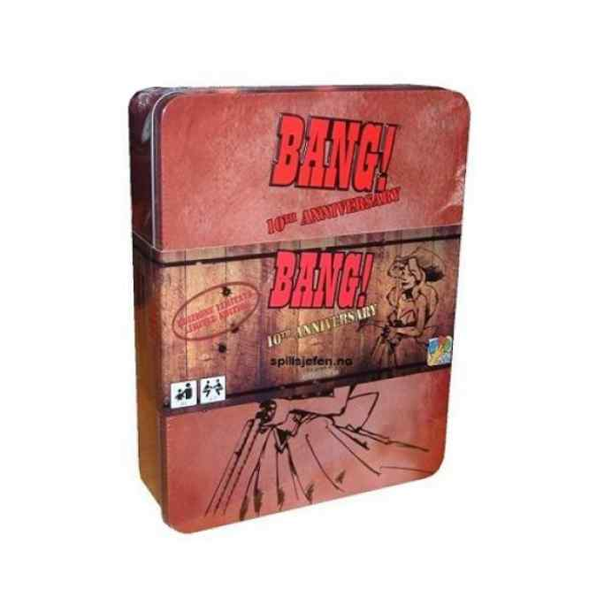 10 aniversario juego bang