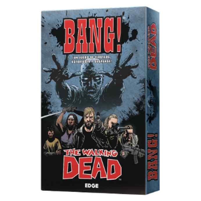 Bang! The Walking Dead TABLERUM