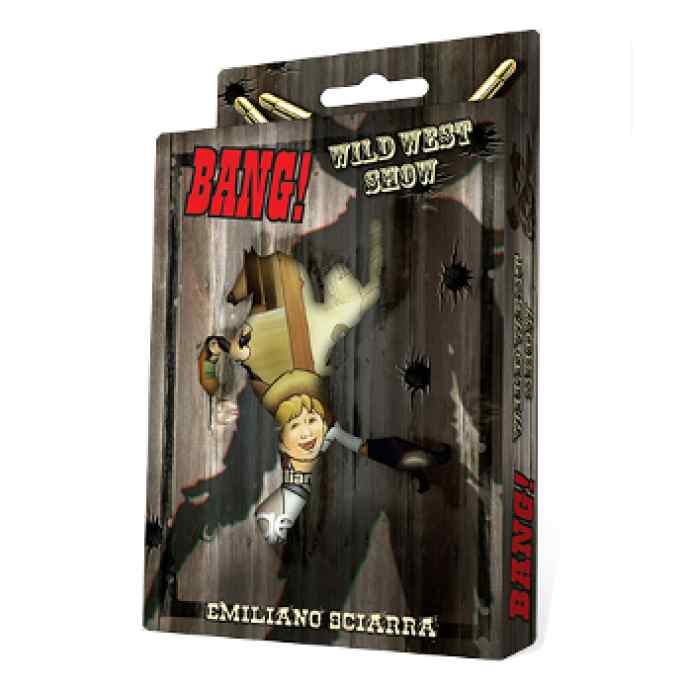 Bang!: Wild West Show TABLERUM