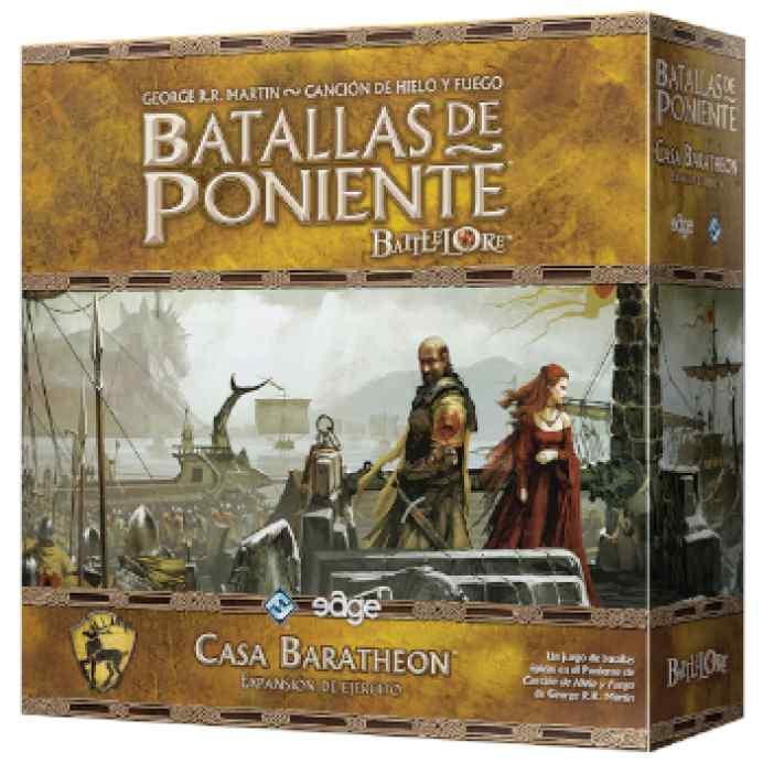 Batallas de Poniente: Casa Baratheon: Expansión de ejército TABLERUM