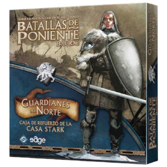 Batallas de Poniente: Guardianes del Norte (Stark) (PREVENTA)
