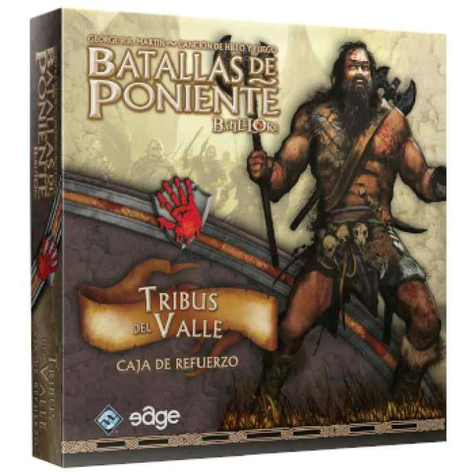 Batallas de Poniente: Tribus del Valle TABLERUM