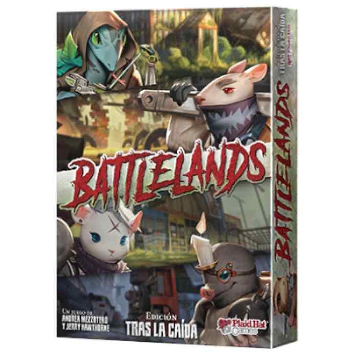 Battlelands: Tras la Caída TABLERUM