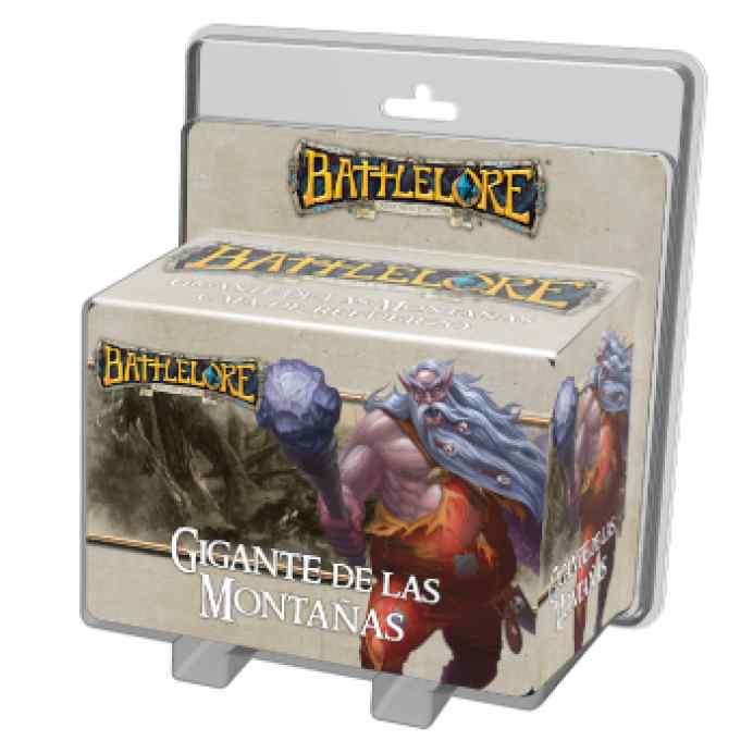 Battlelore: Gigante de las Montañas TABLERUM