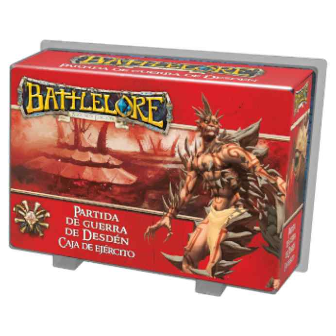 Battlelore: Partida de Guerra de Desdén TABLERUM