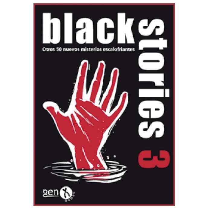 Black Stories 3 TABLERUM