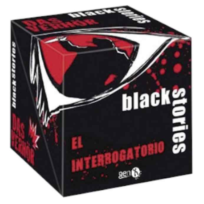 Black Stories El Interrogatorio TABLERUM