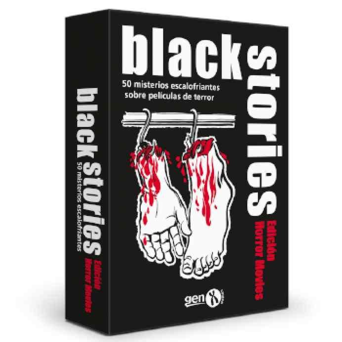 Black Stories Edición Horror Movies TABLERUM