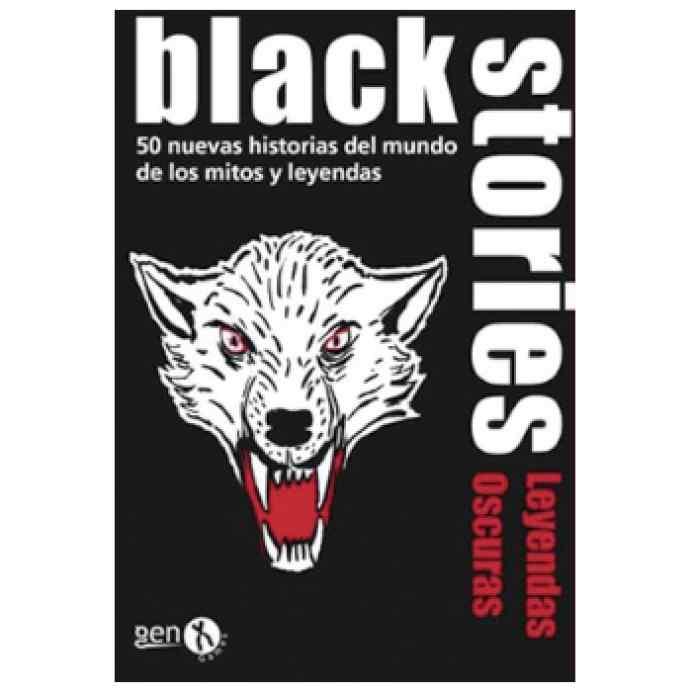 Black Stories Leyendas Oscuras TABLERUM