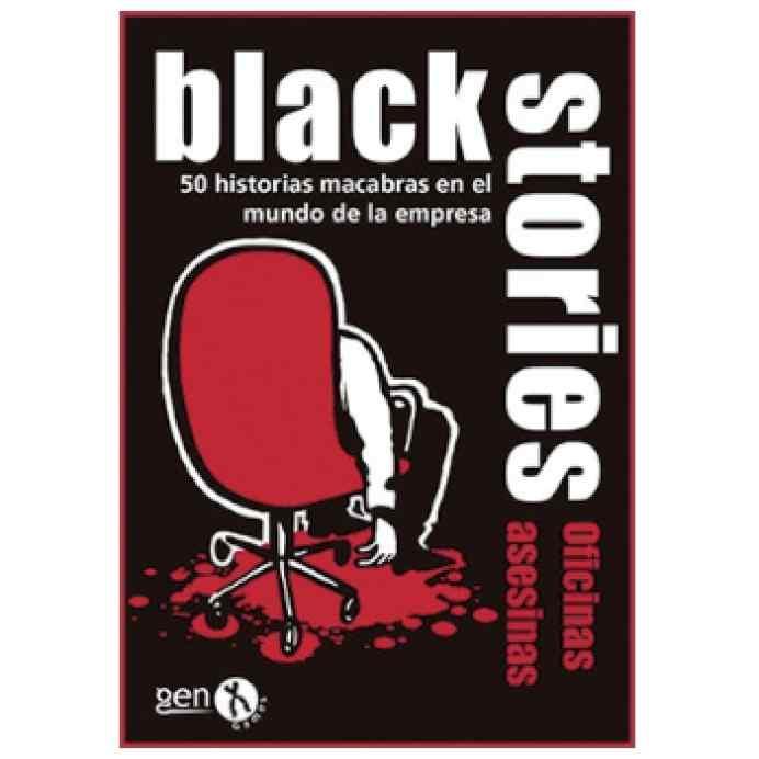 Black Stories Oficinas Asesinas TABLERUM