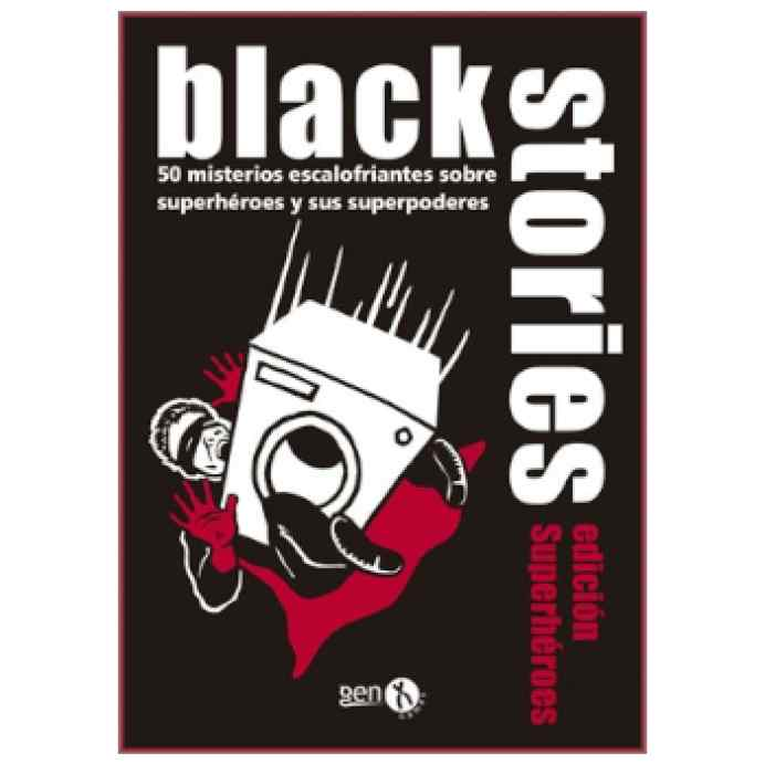 Black Stories Superhéroes TABLRUM