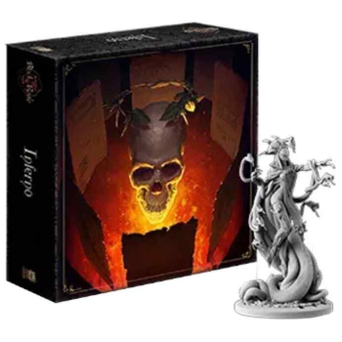 Black Rose Wars: Inferno TABLERUM
