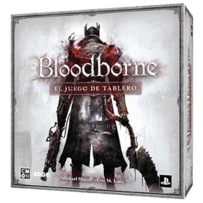 Bloodborne: El Juego de Tablero TABLERUM