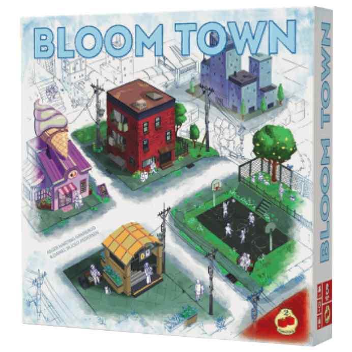 Bloom Town TABLERUM