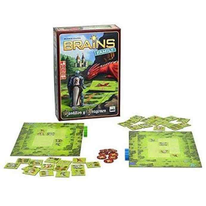 brains castillos y dragones puzle