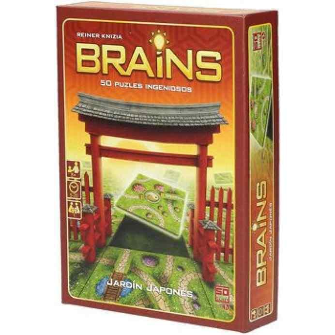 juego brains el jardín japonés