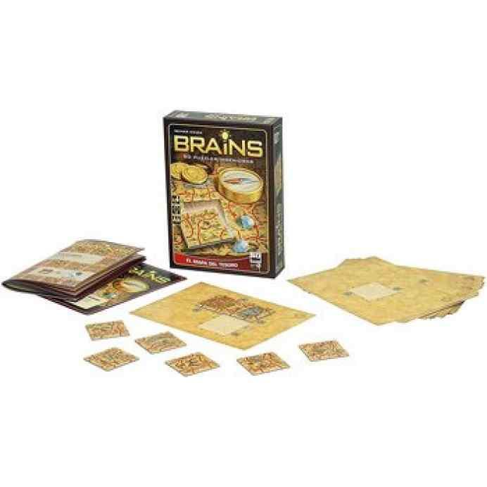 juego brains en mesa