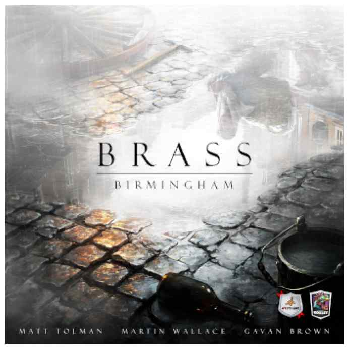 Brass: Birmingham TABLERUM