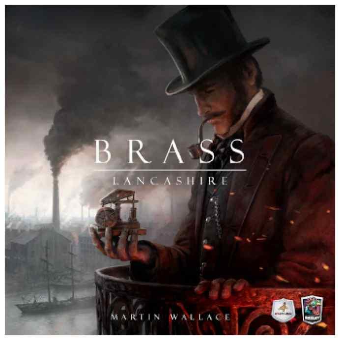 Brass: Lancashire TABLERUM