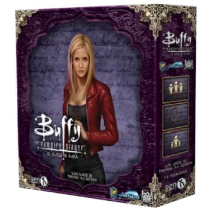 Buffy Cazavampiros TABLERUM
