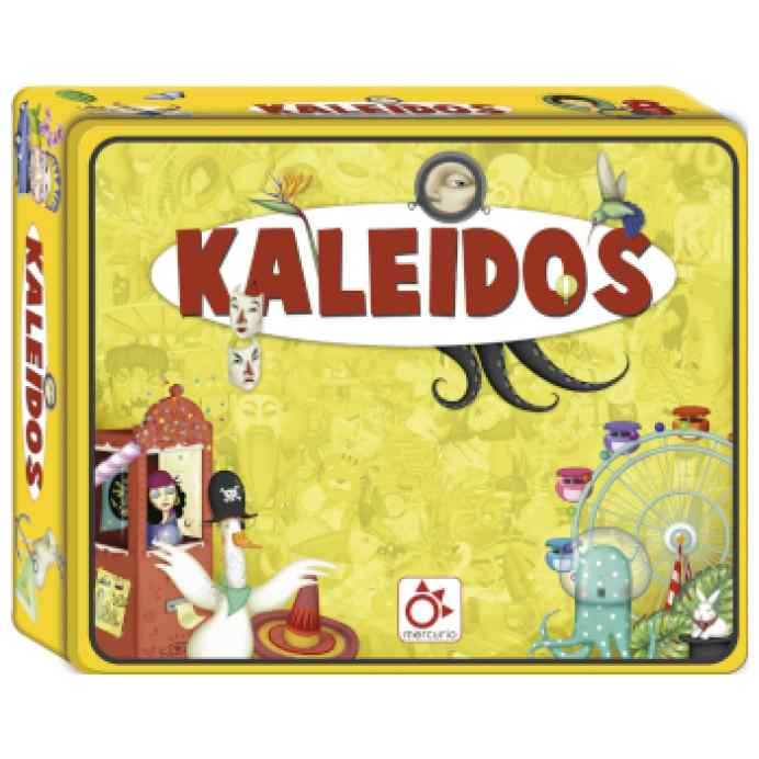 Kaleidos TABLERUM