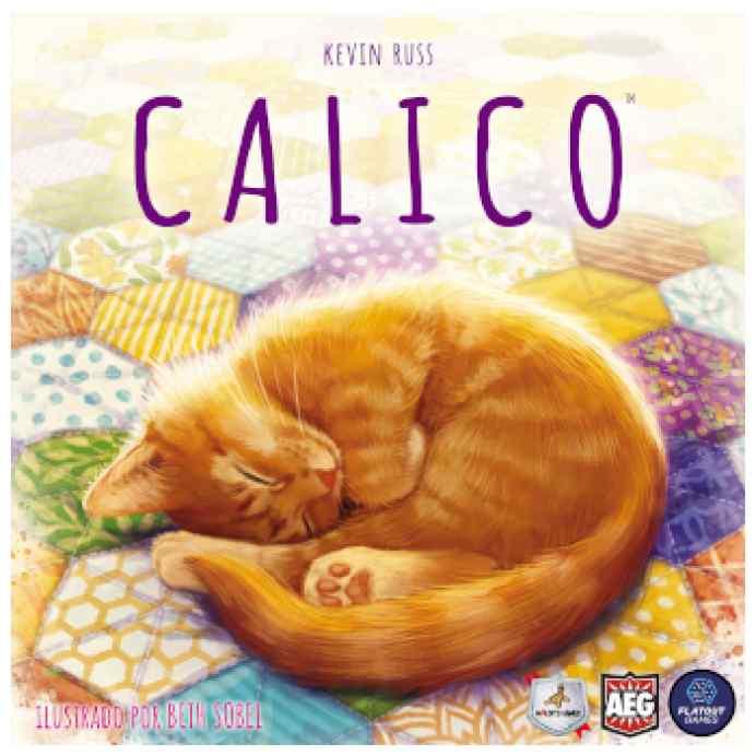 Calico TABLERUM