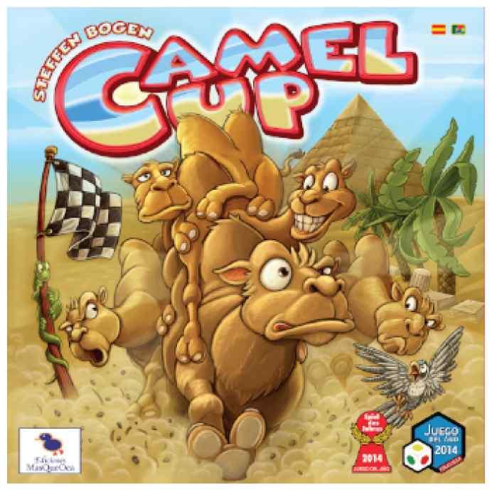Camel Up TABLERUM