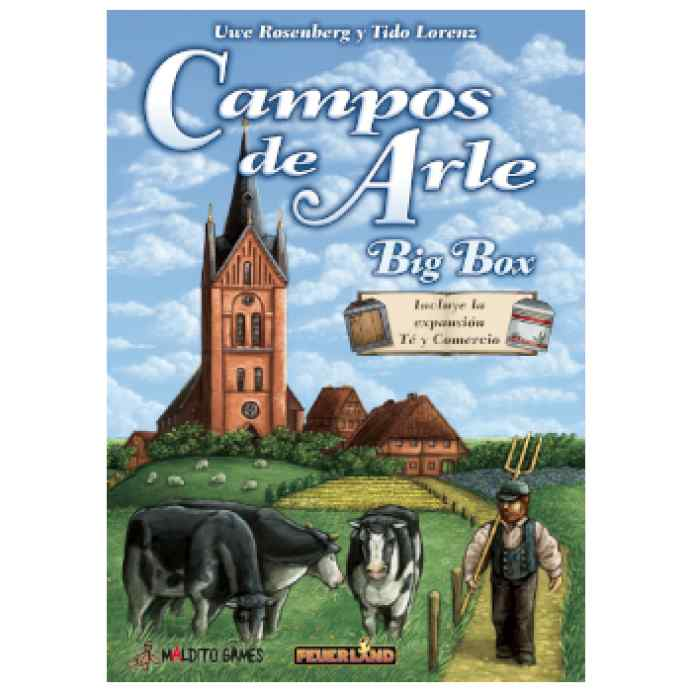 Campos de Arle: Big Box TABLERUM