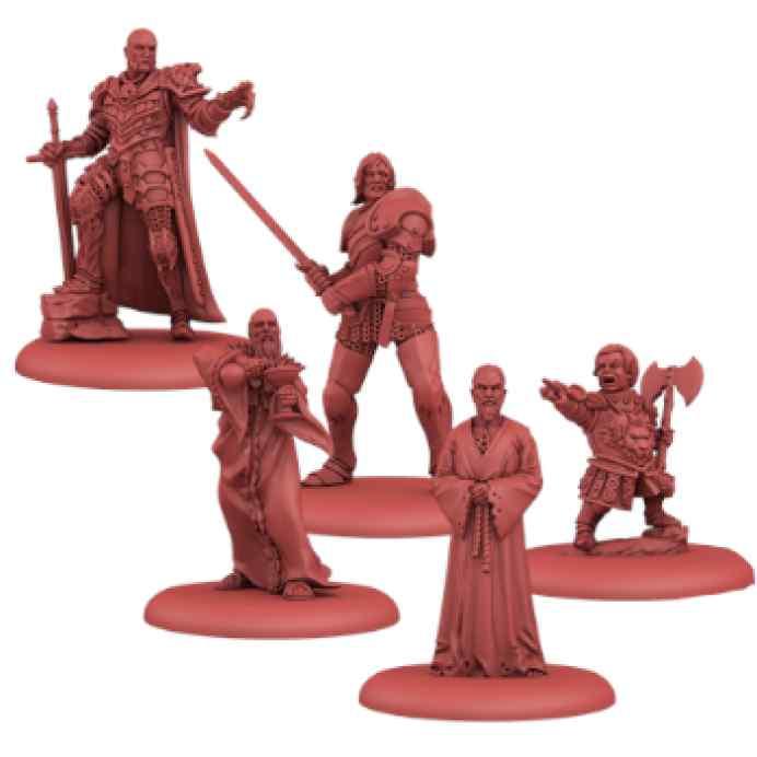 Canción de Hielo y Fuego: El Juego de Miniaturas: Héroes Lannister 1 TABLERUM