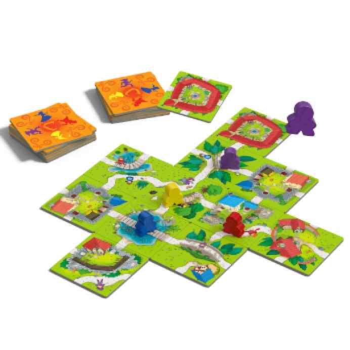 Carcassonne: Junior (Ed.2020) TABLERUM