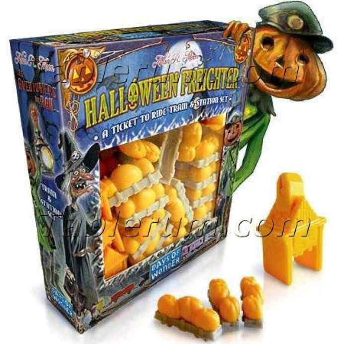 Carguero de Halloween