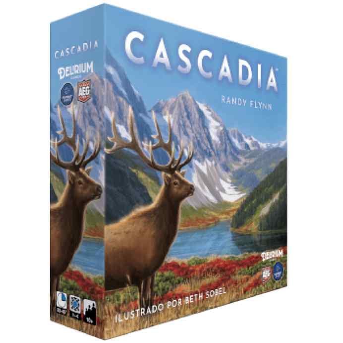 Cascadia TABLERUM