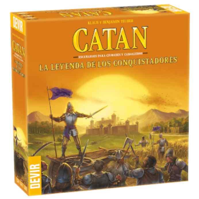 Catán: La Leyenda De Los Conquistadores TABLERUM