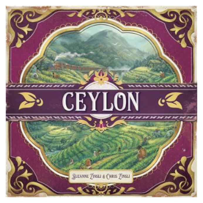 Ceylon TABLERUM