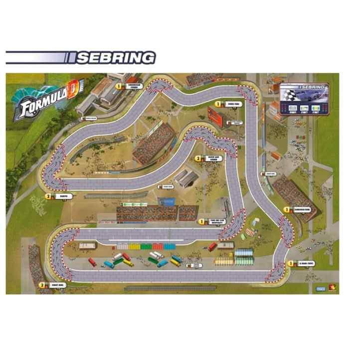 comprar Formula D Sebring
